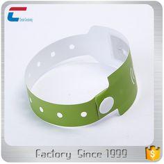single use nfc wristband bracelets MIFARE Ultralight EV1 paper writable rfid bracelet