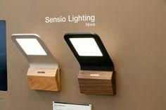 Homogene Lichtflächen sind leicht konstruierbar. (Foto: Andreas Sebayang/Golem.de) #OLEDDesign