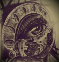 the eye by karlinoboy