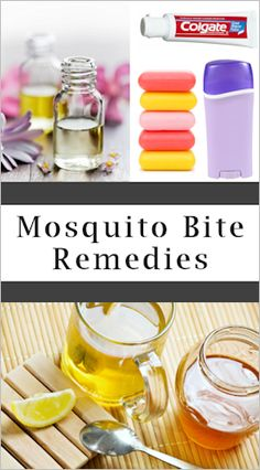 Over 40 mosquito bite itch relief tips from nail polish to vinegar.
