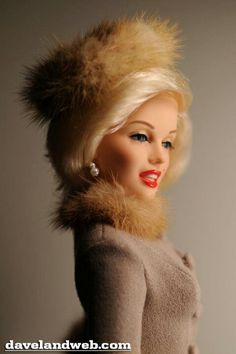 Marilyn Monroe doll as she appeared in Something's Got To Give Marilyn Monroe, Divas, 168, Diva Dolls, Idole, Norma Jeane, Barbie Collection, Barbie World, Barbie Friends