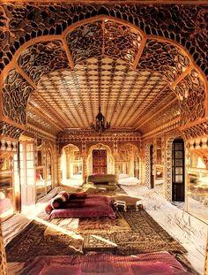 Gorgeous Indian Decor kill me #acasadava #dreamhome #moroccan #riad