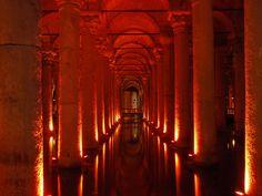 4. Basilica Cistern, Istanbul, Turkey (2001)