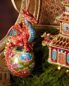Jay Strongwater Christmas Ornaments - Bing images