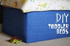 diy toddler beds