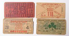 Chicago (Illinois) Rapid Transit (1932-33)