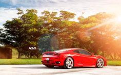 Image Of Ferrari F430 Adv1