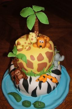 first birthday cake? party-ideas