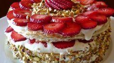 Французский меренговый  торт  от «НОРМАНДИИ-НЕМАН»