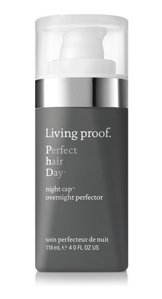 Living Proof Night Cap is the ultimate beauty sleep for your hair. Apply it before bed (to dry or damp hair), go to sleep, and wake up with shiny, vibrant, and more manageable hair that lasts for days. All Things Beauty, Beauty Make Up, Hair Beauty, Damp Hair Styles, Natural Hair Styles, Long Hair Styles, Beauty Secrets, Beauty Hacks, Beauty Tips