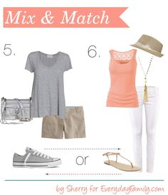 Summer Vacation Style: Pack Smart, Look Chic
