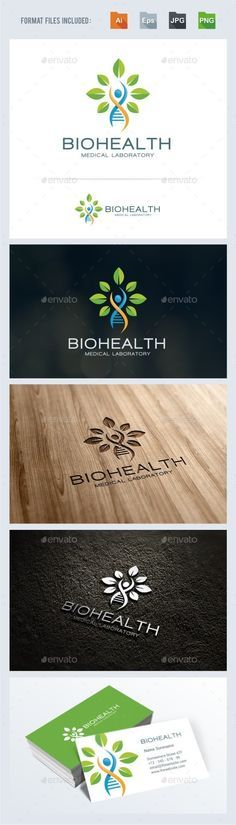Bio Health Medical  - Logo Design Template Vector #logotype Download it here: http://graphicriver.net/item/bio-health-medical-logo-template/13402548?s_rank=1105?ref=nesto