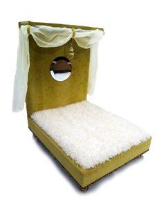 Piccolo Designer Pet Furniture presents Royal Elegance via SaraiMichaelDesigns, $599.00