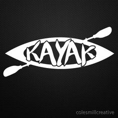 Download Kayak Boat Pack Cuttable Design Cut File. Vector, Clipart ...