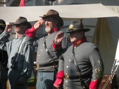 Civil War  Heritage Days in Historical Downtown Danville Indiana.