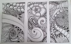 Zentagle doodle art