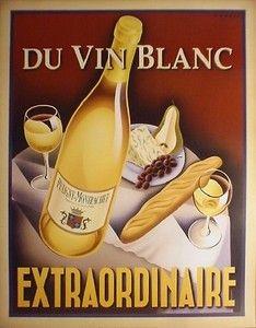 Vin blanc extraordinaire