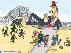 cartoon-erdogan-isis - turkey