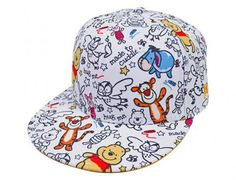 Youth Pooh Kids 9Fifty Snapback Cap by NEW ERA x DISNEY