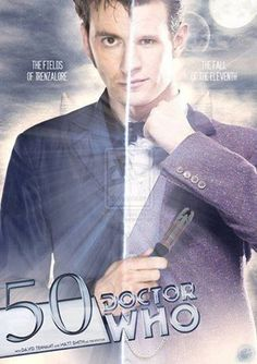 Doctor Who 50th Anniversary - The Fields of Trenzalore, The Fall of the Eleventh.