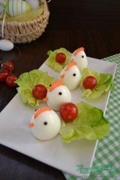 Animal Themed Food, Good Food, Yummy Food, Food Themes, Deviled Eggs, Creative People, Food Festival, Food Art, Kids Meals