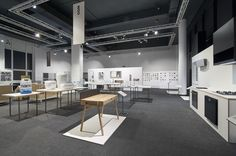 GOOD DESIGN 2015 / Exhibition design project and its visual setting by Grynasz Studio for Institute of Industrial Design