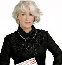 2013 Top Hair Trends - Meryl Streep:  What is important in life is life, and not the result of life.  ~ Johann Wolfgang von Goethe