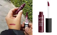 Revisión labial Soft Matte Lip Cream de NYX - Dice la Clau