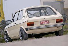 VW Polo Mk 1 - 1975