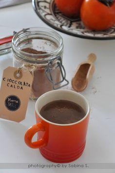Due bionde in cucina: Preparato per cioccolata calda in tazza