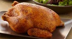 Rotisserie Style Chicken: Rotisserie Chicken Seasoning gives chicken slow-roasted flavor and golden appearance without using a rotisserie.