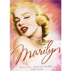 Marilyn Monroe Special Anniversary Collection ($49.98): The Seven Year Itch / Gentlemen Prefer Blondes / Niagara / River of No Return / Let's Make Love / Marilyn - The Final Days