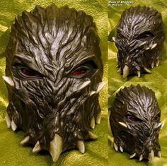 Darksiders Mask of Shadows COSPLAY Edition by UratzStudios on Etsy