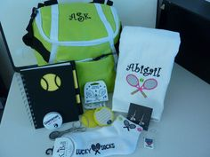 Tennis Gift Basket - Tennis Themed Gift Set on Etsy, $39.00