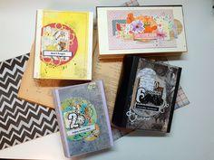 Albume originale de la Kraft Art Scrapbook, Album, Day, Blog, Handmade, Atelier, Hand Made, Craft, Scrapbooks