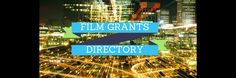 Film Grants Directory: Are you looking for film funding? Here is the list of the top film grants for filmmakers around the… #filmmaking