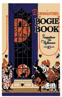 Halloween issue Dennison Bogie Book - Google Search