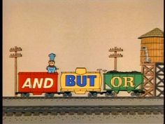 Conjunction Junction from Schoolhouse Rock. Ed Vedder, After School Special, Reading Street, This Is Your Life, My Childhood Memories, School Memories, Early Childhood, Oldies But Goodies, Classic Cartoons