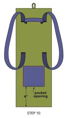 Stylish Backpack   AllPeopleQuilt.com