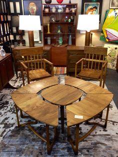 Ordinaire Five Part Mid Century Coffee Table; Variable Configurations In Richmond, VA.  Facebook