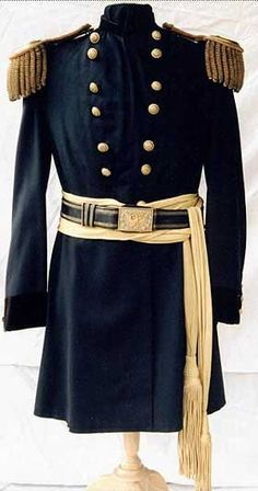 Civil War General Uniform 40