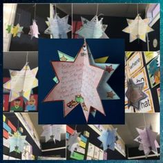 The celebration of Matariki, the Māori New Year, has grown in popularity in recent years. Read on to learn 5 ways to introduce Matariki in your classroom. Star Template, Templates, Explanation Writing, Small Group Reading, Food Art For Kids, Classroom Displays, Classroom Ideas, Stars Craft, Anzac Day