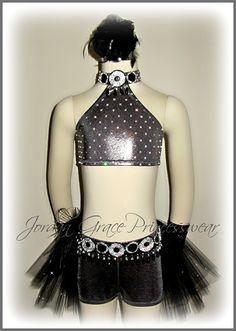 """""""Party Girl""""-Jordan Grace Princesswear custom dance costume"""