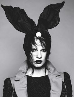 """In 1972 a short lived craze hit middle America...the rabid bunny...it also inspired the movie """"Donnie Darko"""""""