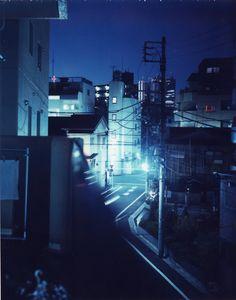 "Tokyo 2007 - The light of Jesus, Pinhole 45 minutes Tribute to Charles Bukowski  35°42'26.68""N 139°41'21.25""E"