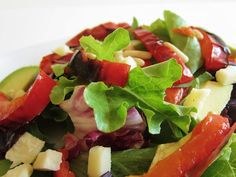 Arctic Garden Studio: Painted Desert Salad