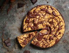 Death by Chocolate (& Pumpkin) Cheesecake Recipe   Abel & Cole