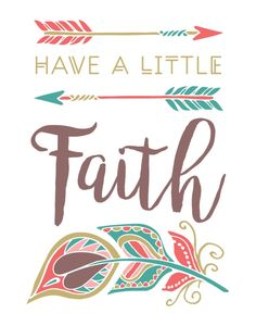 Have a little faith Bible Verse Print Home Decor Wall Art Bible Verses About Faith, Bible Verses Quotes, Words Quotes, Sayings, Scriptures, Love One Another Quotes, Kindness Quotes, Christian Inspiration, Christian Quotes