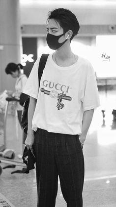 """taking a break from feminism to serve 180728 xiao zhan"" Chinese Icon, Asian Male Model, Asian Short Hair, Korea Boy, You're My Favorite, Perfect Boy, Ulzzang Boy, Celebs, Celebrities"