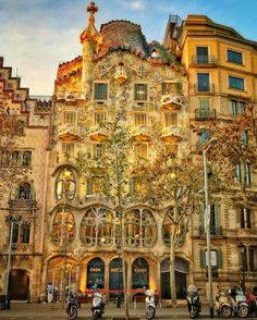 Casa Barlow. Barcellona.